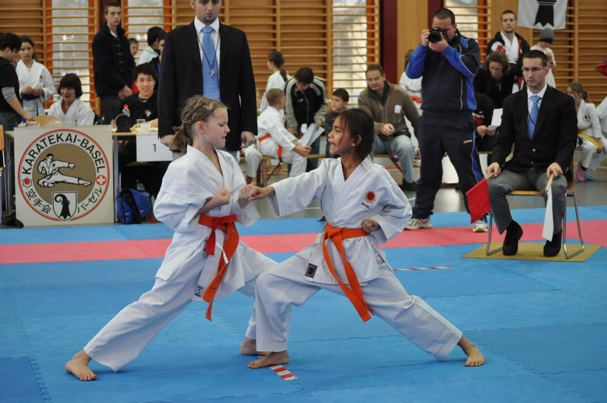 SKR Kinder und Kyuturnier 2010 in Muttenz