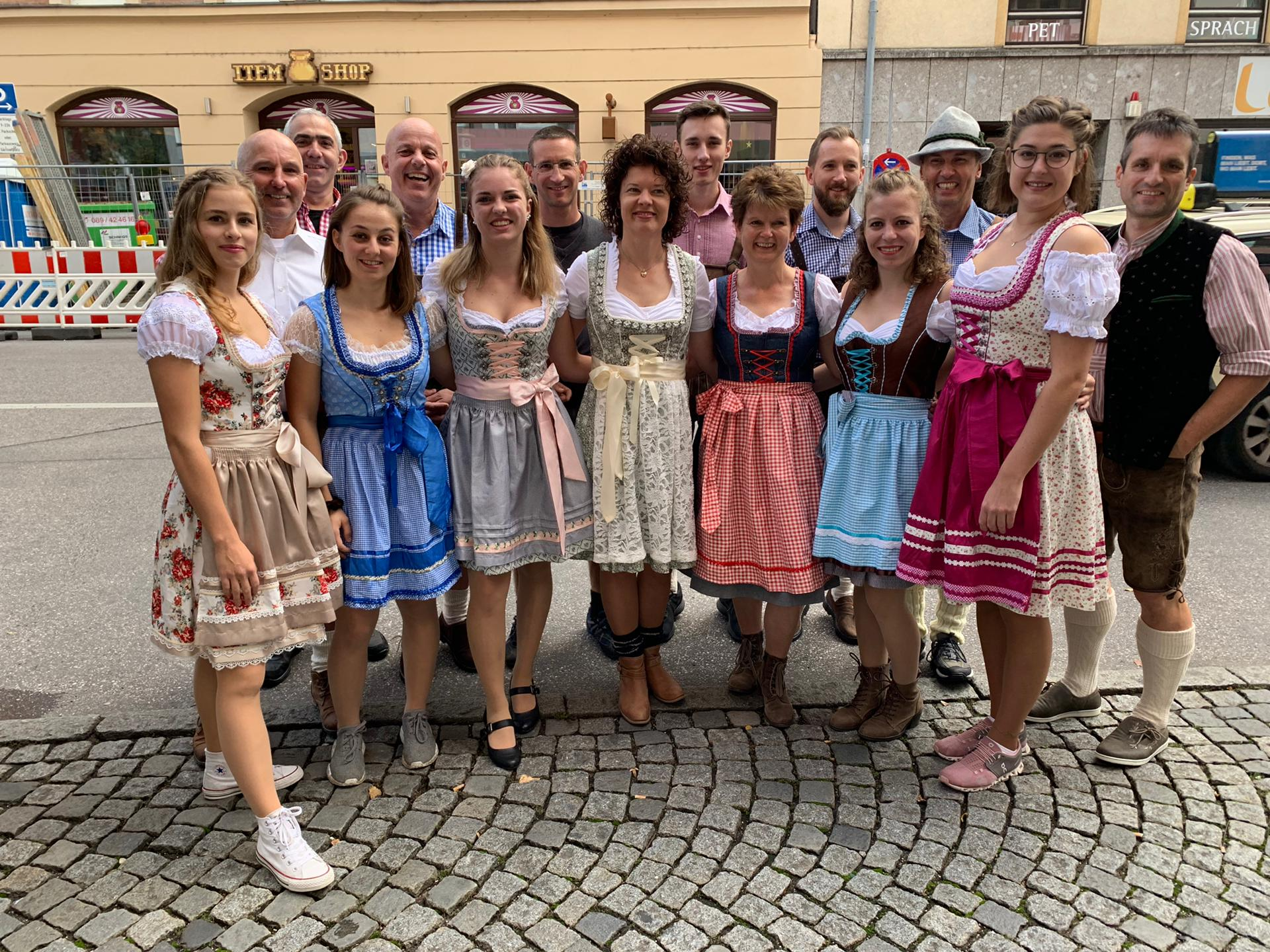Funktionären-Ausflug 2019 nach München