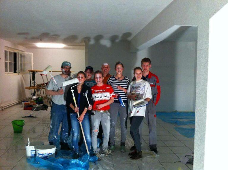 Neues Dojo in Huttwil 2014